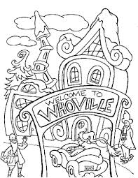 Christmas Printable Coloring Pages For Preschoolers Toddlers Adults Abstract The Unhappy Page Holiday How Full