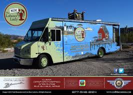Food Truck Signature Designs, Custom Builder | Cool Blue Customs