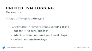 Java Decorator Pattern Reader by Goodbye Printgcdetails And Other Jdk 9 Changes
