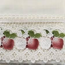 Boscovs Lace Curtains by Apple Orchard Valance 60x14 Boscov U0027s