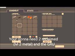 Tf2 Iron Curtain Stats by Old Crafting Warriors Spirit In Team Fortress 2 Youtube