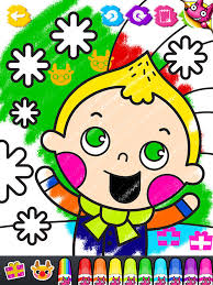 Best Kids Christmas Coloring Book On The App Store