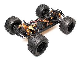 Maximus 1/8 Monster Truck RTR No Battery Or Charger - Hobby ...