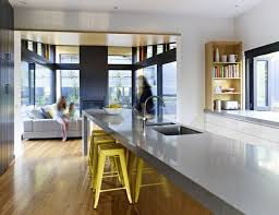 Home Decor Melbourne Or By Contemporary Extension To A Classic Kew House 7