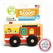 100 Fire Truck Kids The Official PBS KIDS Shop PBS KIDS My Little Scoot Wooden