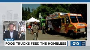 100 Food Trucks In Sacramento SACRAMENTO FOOD TRUCKS FEED HOMELESS 052217 YouTube