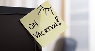 mail absence maladie bureau rédiger un e mail d absence avant départ en vacances regionsjob