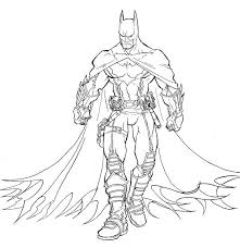 The Dark Knight Rises Coloring Pages