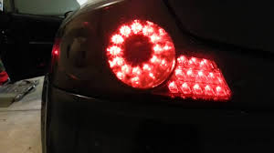 2007 g35 jdm light mod
