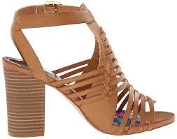 amazon com madden women u0027s remiie heeled sandal flats