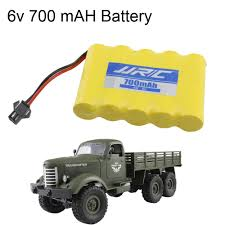 6V 700MAH Battery Parts For JJRC Q60 1/16 Military Truck Car Battery ... Parts Of Military Truck Model With Radar Vexmatech Medium Big Mikes Motor Pool Military Trailer Cable Plug For Vehicle Side Wpl Radio Controlled Cars Off Road Rc Car 116 Crawler Old Military Car Automotive Parts Market And Vintage Meeting For B1 Frontrear Bridge Axle Pickup Trucks For Sale In Ohio Expert Amg M813a1 Army Surplus Vehicles Army Trucks Truck Largest Humvee Scissor Jack Handle Okosh M1070 Wikipedia Texas Vehicles 24g 4wd Offroad Rock