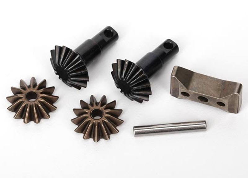 Traxxas XO-1 Differential Gear Set