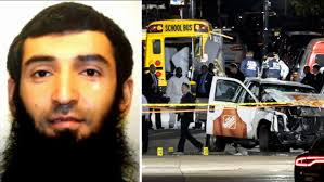 Officials: New York City Terror Suspect 'proud' Of Attack, Followed ...