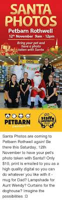 SANTA PHOTOS Petbarn Rothwell 12th November 9am 12pm Bring Your ... You Me Pitch Roof Dog Kennel Small Petbarn Pet Barn Leads On Pet Christmas Gifts Australian Newsagency Blog Amazoncom Petmate Houses Supplies Petbarn Pty Ltd Chatswood Nsw Merchant Details Double Medium Blacktown Mega Centre The Local Business Rothwell Redcliffe Australia Signs Store Stock Photo My 3 Rescue Chis Decked Out For December Holidays 2015 Fab Hermit Crab Enclosure Vanessa Pikerussell Flickr Pleasant Royal Canin German Spherd Food 12kg Pet2jpg