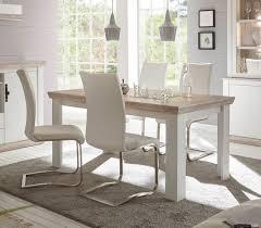 esszimmertisch küchentisch tisch florenz 160x90cm pinie weiß