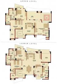 Bedroom Duplex Floor Plans Ideas by Outstanding 4 Bedroom Duplex House Plans In Nigeria Homes And