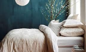 d馗o chambre bleu canard décoration chambre bleu canard 79 decoration salon deco