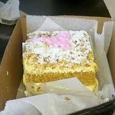 Peters Bakery Pumpkin Burnt Almond Cake Foodspotting