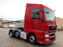 Vilkikų MAN TGX XXL 26.480 Heavy Weight Truck!!! 60 Tons ...