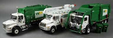 DIECAST UTILITY TRUCK COLLECTION (3) | Hodgins Art Auctions Ltd ...