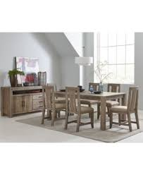 canyon dining furniture collection furniture macy s