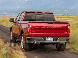 2019 Chevrolet Silverado First Review Kelley Blue Book Pertaining To ...
