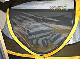 Peapod Plus Baby Travel Bed by Kidco Peapod Review