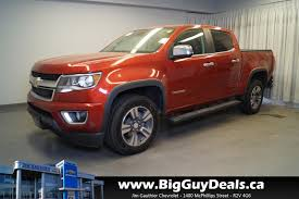 100 Used Trucks Colorado Jim Gauthier Chevrolet In Winnipeg 2016 Chevrolet