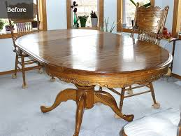 Oval Table For 6 Now Seats 10