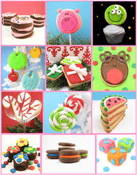 238 And Colorful Sandwich Cookies P Find Tutorials For Most Of These By Clicking The Links Above Book HERE