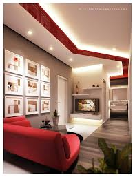 Black And Red Living Room Ideas by Home Design 16 Room Red Sofa Carpet Background Wall In