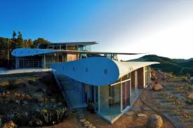 100 The Wing House 747 David Hertz Architects FAIA Studio Of