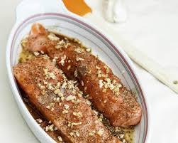 comment cuisiner la truite recette marinade de poisson truite