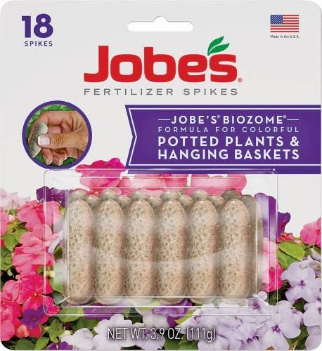 Jobe's Fertilizer Spikes - 18ct