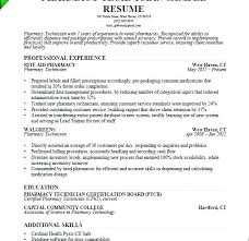 Pharmacist Resume Example Tech Templates Examples Pharmacy Template Sample
