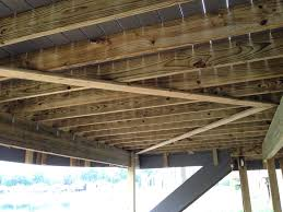Deck Joist Hangers Nz by Deck Joist Membrane Radnor Decoration