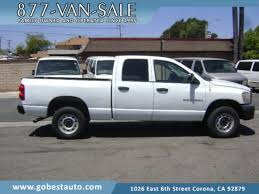 100 Dodge Srt 10 Truck For Sale 2007 Ram 1500 In Corona CA Commercial Trader