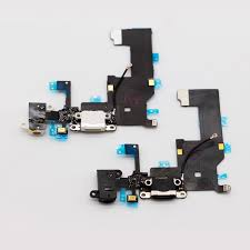 Buy iPhone 5 Charging Port Replacement Dock USB Connector Mic Flex