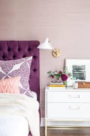 Joss And Main Headboards by Best 25 Purple Headboard Ideas On Pinterest Fluffy Comforter