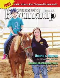 Halloween Express Conway Ar 2015 by Horsemensroundup Oct 2015 By Phyllis Ormsby Issuu