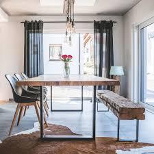 esszimmer tisch und bank in eiche home decor home furniture