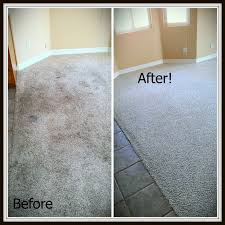 to clean before and after carpet cleaning by san diego