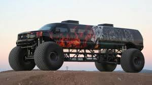 For Sale: 12-seat, 700bhp Monster Truck | Top Gear Semi Trucks Big Lifted 4x4 Pickup In Usa Western Star Trucks 4900 F100 Big Window Ford Truck Project 53545556 South Texas Performance Diesel Rat Rod Truck Bertha Vintage Worlds First Million Dollar Luxury Monster Goes Up For Sale Flatbed Trucks For Sale In Il Chevy Silverado Continues Gains February 2015 Sales Report Dump For And With Netting Together 2017 1993 Mack Ch613 Truck Item Dh9634 Sold June 29 Tru Tires As Well Peterbilt In Freightliner M2 Box Under Cdl Greensboro Sweet Redneck Chevy Four Wheel Drive Pickup