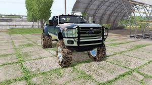 100 Ford Mud Truck F350 Super Duty Crew Cab Mud Truck For Farming Simulator 2017