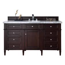 60 Inch Bathroom Vanity Single Sink Top by James Martin Signature Vanities Weston 60 In W Single Vanity In