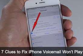7 Clues to Fix iPhone Voicemail Won t Play Free Guide like a Pro