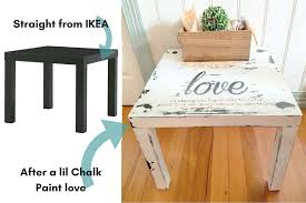 Chalk Paint™ vs IKEA Furniture Interiors To Inspire