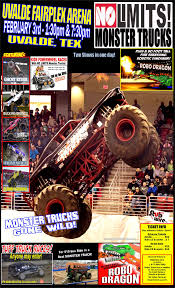 FEB 3: Monster Truck Show