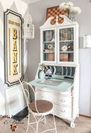 Ameriwood Desk And Hutch In Cherry by Best 25 Desk Hutch Ideas On Pinterest College Dorm Desk Dorm