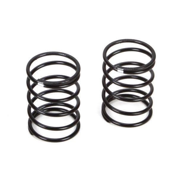 Vaterra V100 Shock Spring - Silver, Medium, x2